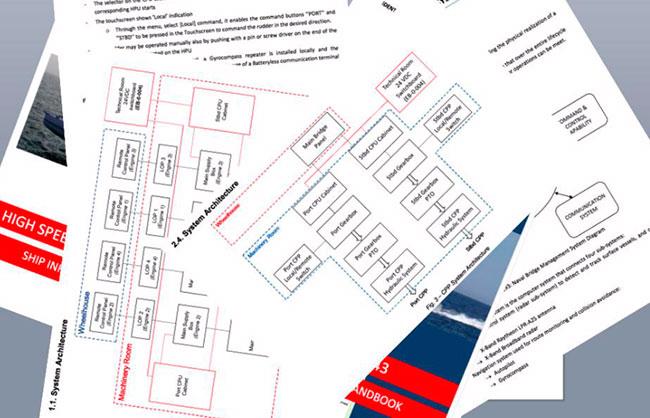 Création de documents techniques et de formation